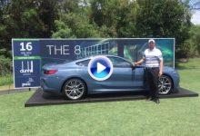 Lawson se lleva 7.500€ del Dunhill y un BMW 850M de más de 110.000 por este Hoyo en Uno (VÍDEO)