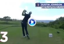 Los 10 mejores golpes del 2018 para el PGA Tour (3): DJ estuvo cerca del hoyo en uno en un par 4 (VÍDEO)
