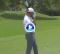 El Golf es duro… Van Rooyen rozó el eagle y se conformó con el par tras golpear el mástil (VÍDEO)