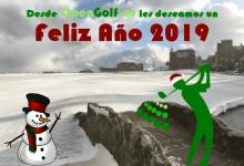 El equipo de OpenGolf les desea a todos y cada uno de nuestros lectores un ¡¡FELIZ AÑO 2019!!