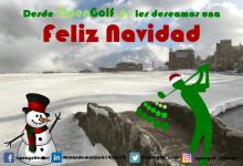El equipo de OpenGolf les desea a todos y cada uno de sus lectores una ¡¡Feliz Navidad!!