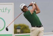 Javier Ballesteros: «No tengo el don de mi padre pero vamos a llegar lejos en el mundo del golf»