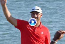 Rahm consigue su 6ª victoria profesional jugando un golf magistral. Así fue la ronda perfecta (VÍDEO)