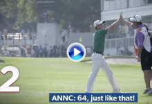 Los 10 mejores golpes del 2018 para el PGA Tour (2): Thomas coqueteó con el nº 1 con este eagle (VÍDEO)