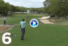 Los 10 mejores golpes del 2018 para el PGA Tour (6): Kuch logró un Ace para sentenciar a Fisher (VÍDEO)