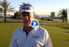 Jiménez, subcampeón en el Costa Blanca Benidorm Senior: «Ha sido una semana magnífica» (VÍDEO)