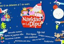La Diputación de Alicante ofrece los mejores planes para disfrutar de la Navidad en familia