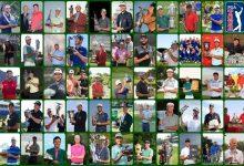Imágenes que recogen a todos los campeones del PGA '18, Jon y Sergio incluidos (GALERÍA de FOTOS)