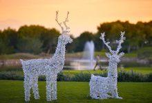 Celebre la Navidad y de la bienvenida al 2019 en Las Colinas Golf & CC, un mundo aparte