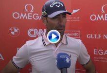 A. Quirós: «He jugado bien y bastante ordenado. Aquí siempre tengo buenas vibraciones» (VÍDEO)