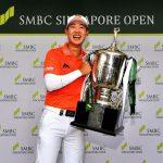 19 01 20 Jazz Janewattananond campeón en el Singapore Open