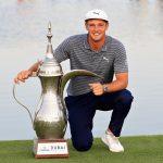 19 01 27 Bryson DeChambeau campeón en el Omega Dubai Desert Classic
