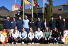 21 golfistas, 10 mujeres y 11 hombres, en el Programa Pro Spain Team 2019 de la Fed. Española