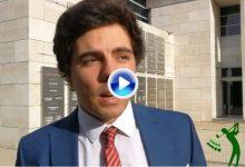 """Alex del Rey, campeón del mundo: """"En el 19 espero cosas grandes y seguir entrenando duro"""" (VÍDEO)"""