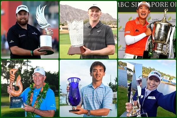 Lowry, Lang, Jazz, Lehman, Dou y Ji, campeones de la semana (Ver GALERÍA y GANANCIAS)