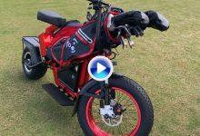 Llega la revolución a los campos de Golf de la mano de Sun Mountain con bicis y motos (Inc. VÍDEO)