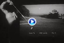 ¿Recuerdas… cuándo tuvimos conocimiento en España del primer simulador de Golf? (VÍDEO)
