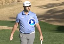 Disfrute con lo mejor de Jon Rahm en la 2ª ronda del Desert Classic. El español ya es Top 5 (VÍDEO)