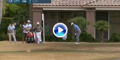 Rahm se quedó a dos palmos del Hoyo en Uno. ¡Qué tirazo del español en el Desert Classic! (VÍDEO)