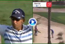 García y Larrazábal optan al mejor golpe del mes en el Tour Europeo, golpe que puedes elegir (VÍDEO)