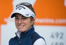 Luna Sobrón se sube al podio en el 1er evento del LET. Magnífico 3er puesto de la balear en Abu Dhabi