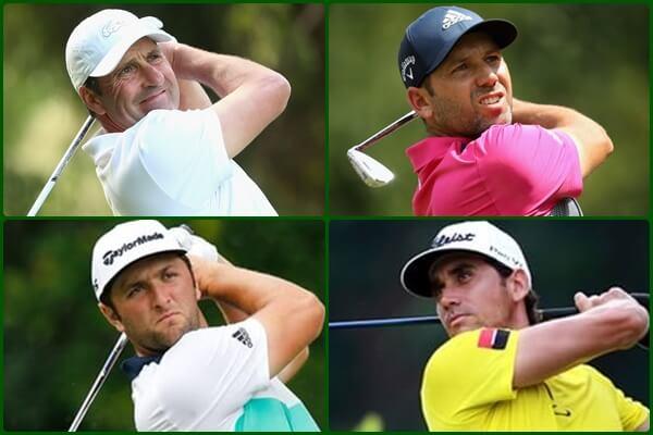 79 jugadores clasificados para jugar el Masters, entre ellos Olazábal, Sergio, Rahm y Rafa (LISTADO)