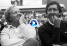 ¿Recuerdas… Cuando Seve derrotó a Nicklaus en un 1 vs. 1 memorable disputado en Irlanda? (VÍDEO)