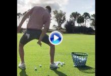 Tee-K-Kelly, pro del Web.com, nos enseña a dropar de cuatro formas distintas desde la rodilla (VÍDEO)
