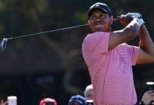 ¿Rosa o rojo? ¿De qué color era realmente el polo de Tiger en la ronda del domingo en San Diego?