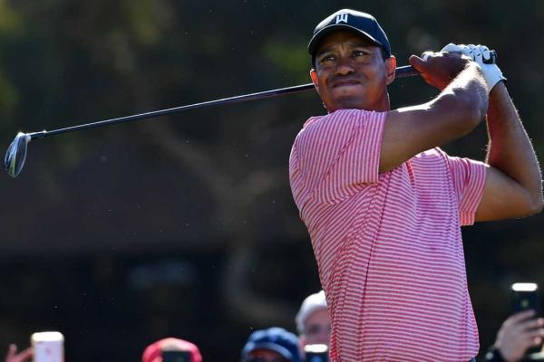"""La rutina de Tiger en la cuarentena: """"He hecho ciclismo, tenis, puzzles… ¡y hasta he jugado al Golf!»"""
