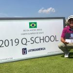 19 02 01 Patrick Flavin campeón en PTLA Qualifying Tournament-Brazil