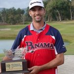 19 02 10 Michael Giglic campeón en el Panamá Championship