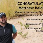 19 02 11 Matt Baldwin campeón en el Journey to Jordan I