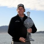19 02 11 Phil Mickelson campeón en el ATT Pebble Beach ProAm