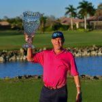 19 02 17 Miguel Ángel Jimenez campeón en el Chubb Classic