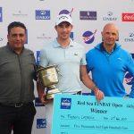 19 02 21 Frederic Lacroix campeón en el Ein Bay Open del Alps Tour