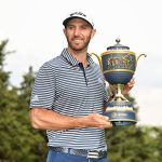 19 02 24 Dustin Johnson campeón en el WGC-México Championship del European y PGA Tour