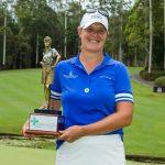 19 02 24 Marianne Skarpnord campeona en el Australian Ladies Classic en el Ladies European Tour