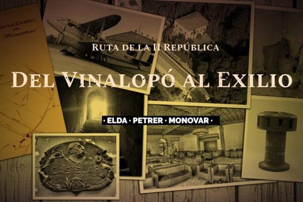 Cartel del Vinalopó al exilio