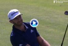 Reviva lo mejor de la ronda final de Dustin Johnson en el Saudi Int. en menos de 3 minutos (VÍDEO)