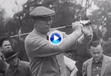 ¿Recuerdas… cuando Eisenhower pregonaba a los cuatro vientos su amor por el Golf? (VÍDEO)