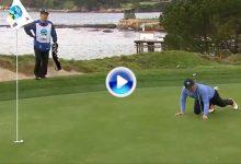 Ho-sung Choi, con su swing del pescador, hizo el debut en el PGA Tour… y no defraudó (VÍDEO)