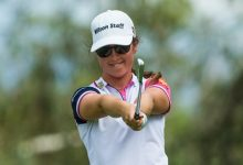 Royal Troon pasa el rodillo en la primera jornada del Women's British Open y sólo Iturrioz sale airosa