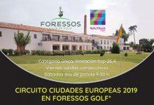 Foressos pone en marcha el «Circuito Ciudades Europeas 2019». 8 destinos para ocho campeones