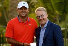 Reed, nombrado miembro honorario del Tour Europeo tras su victoria en el Masters de Augusta