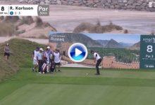 Syme, Luiten, Miyazato, Sullivan y Karlsson, autores de los 5 mejores golpes del día en Oman (VÍDEO)