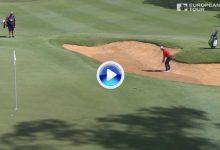 Estos fueron los 5 mejores golpes en Perth (2ª Jor.). Atención al nº1 desde el bunker, una joyita (VÍDEO)