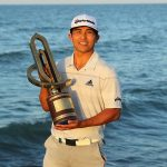 19 03 03 Kurt Kitayama campeon en el Oman Open del European Tour