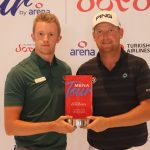 19 03 07 MG Keyser campeon en el Troon Series - Dubai Open del Mena Tour