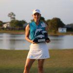 19 03 10 Alana Uriell campeona en el SKYiGOLF Championship del Symetra Tour